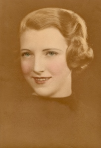 Dorothy May Donar  c. 1933